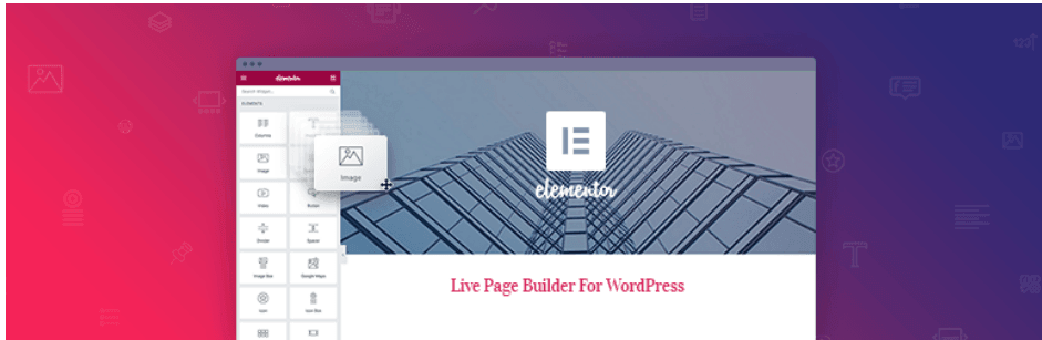 Elementor Page Builder best wordpress plugins for blogs