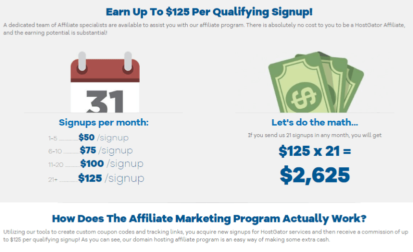 How To Earn Money With HostGator Affiliate Program In 2019 8