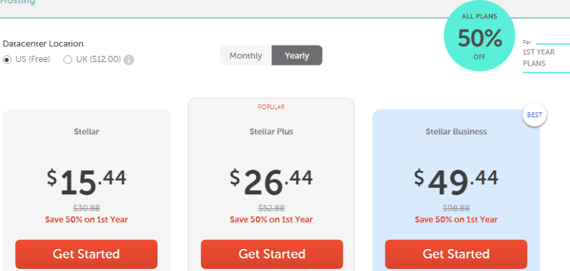 Namecheap hosting plans Best cheap web hosts