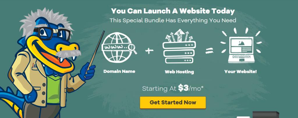 Hostgator bundle offer
