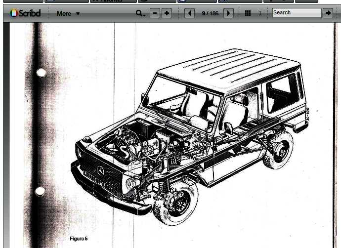 Manual-Taller-Mercedes-G-w460 « Formación Profesional