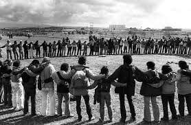 Facilitación de grupos y noviolencia