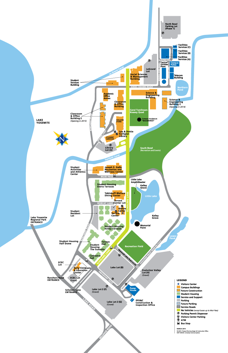 Parking Maps   Transportation and Parking Services