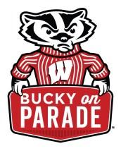 bucky on parade