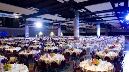 hawaii convention center serves