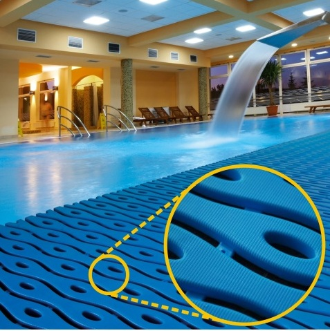 Swimming pool mat Otti  Entrance Mat supplier in Dublin