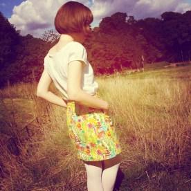 Liberty Tresco Garmenter skirt