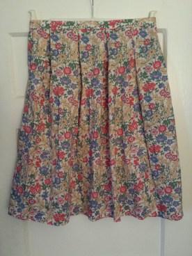 vintage liberty skirt