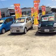 色んな車がいっぱい