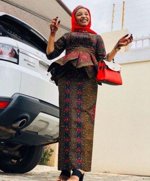 Arewa Twitter photos Eid