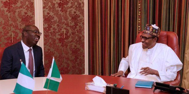 Buhari and Obaseki