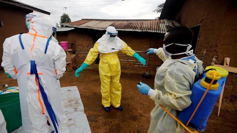 Ebola fresh outbreak second congo