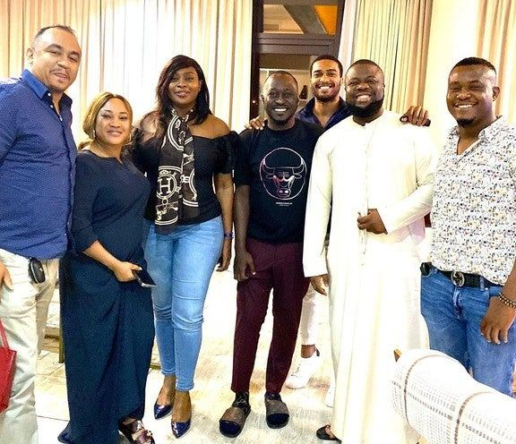 daddy freeze and hushpuppi video