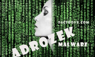 Adrozek Malware