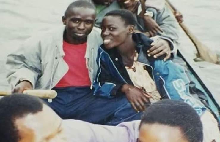 Akothee and former boyfriend