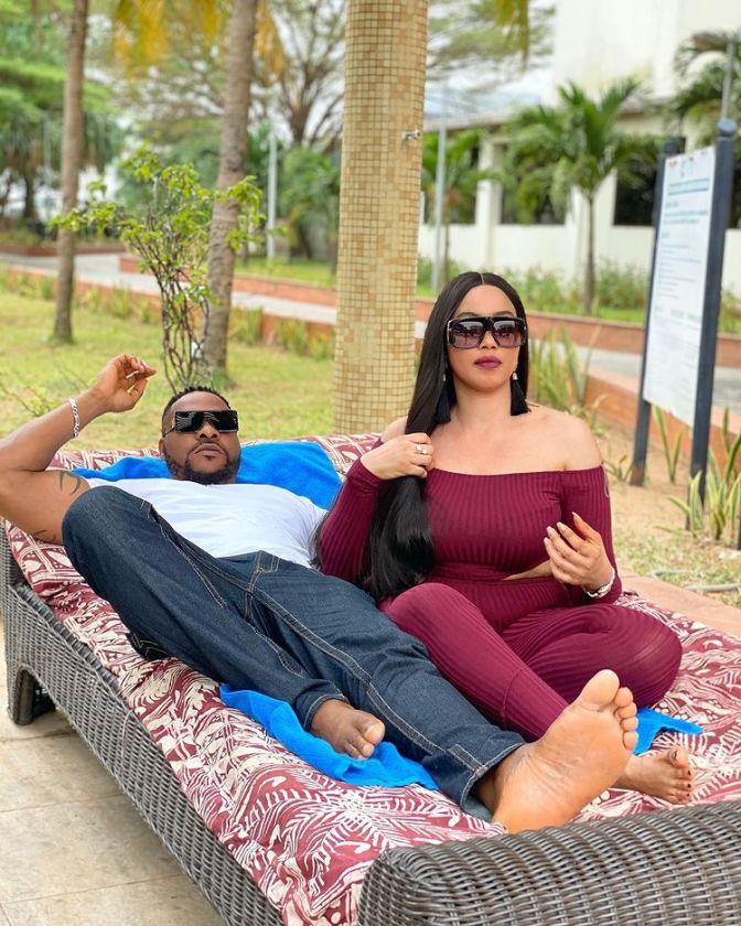 Bolanle Ninalowo and Bunmi