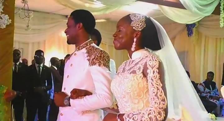 michael osenaga orokpo wedding pictures