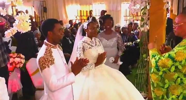michael michael and osenaga orokpo wedding pictures