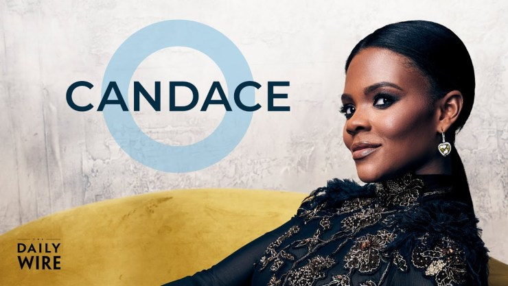 Candace Owens and the Daily wire