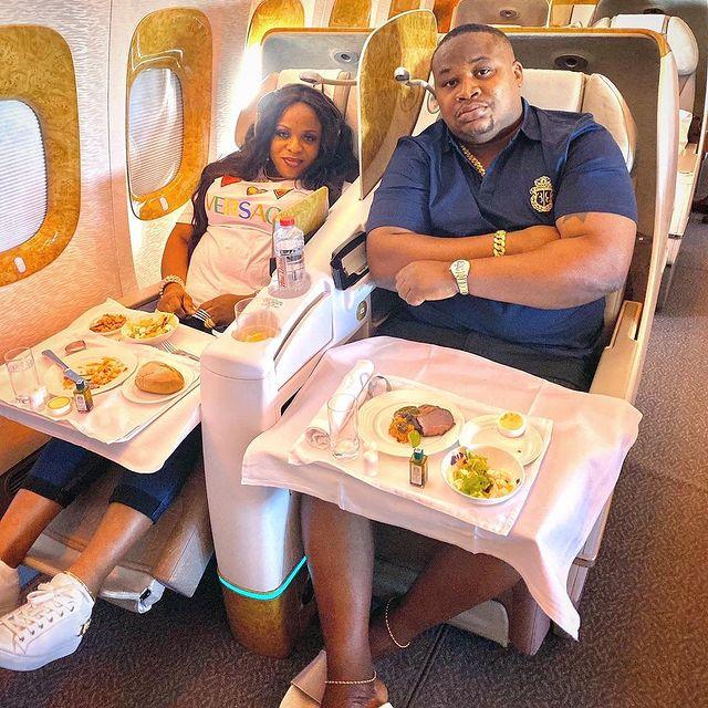 Cubana Chief Priest private jet