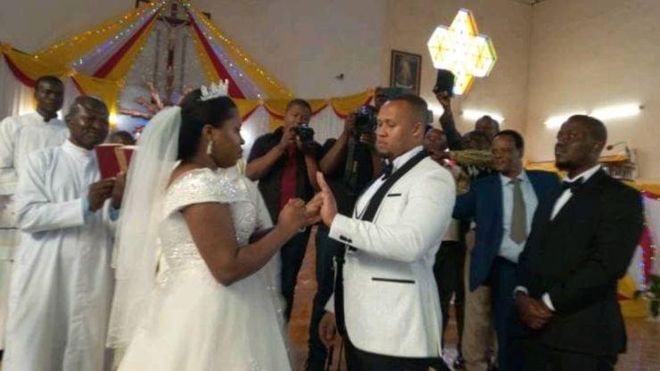 TB Joshua Daughter Wedding