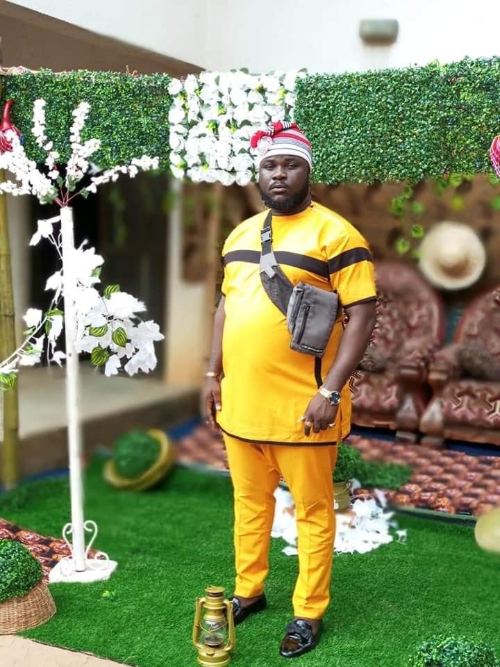 Stanley Okoro Actor Biography