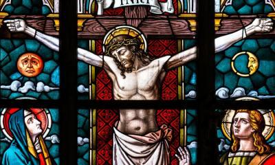 Jesus World Best Man