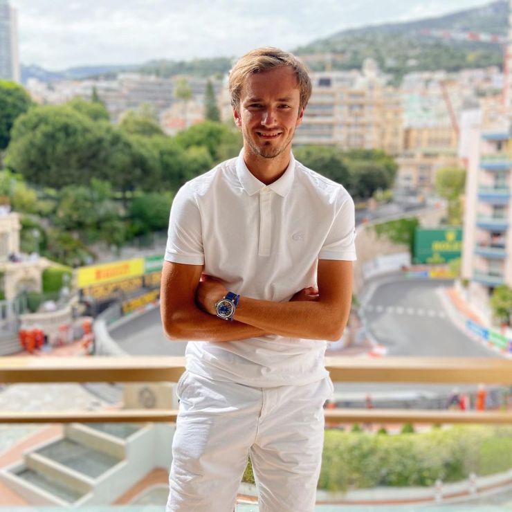 Daniil Medvedev Net worth