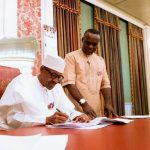 FACT CHECK: Ita Enang lied, Buhari already approved funds for arms purchase before seeking legislators' consent