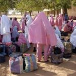 FACT CHECK: Did Dapchi girls return from captivity with 'Ghana Must Go' bags?
