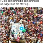 Viral video on rice distribution shared by Dino Melaye was shot in 2019