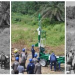 Is this viral photo an attempt to launch a rocket into space in Nigeria?