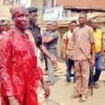 Oyo crisis: Viral photo of man drenched in blood was NOT shot in 2021