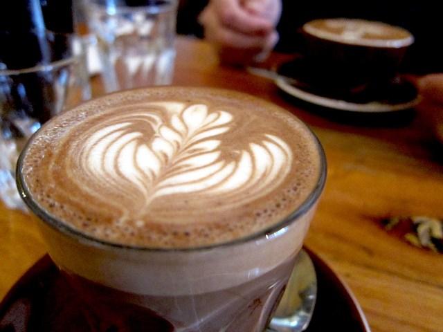 Coffee : Helen K : CC BY-NC-SA