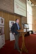 Paul BRAITHWAITE (Bulding Change Trust). FactCheckNI launch event. Skainos Centre, Belfast, Northern Ireland. (c) Kevin Cooper Photoline