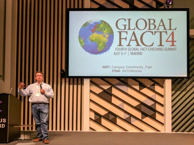 FactCheckNI 20170707 GlobalFact4 IMG_20170707_144041
