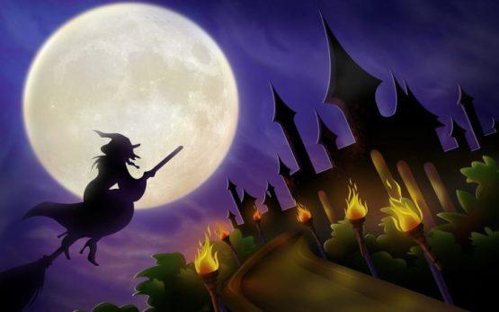 Норвегия ведьмы
