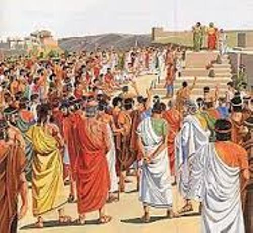 10 Facts About Ancient Greek Democracy  Fact File