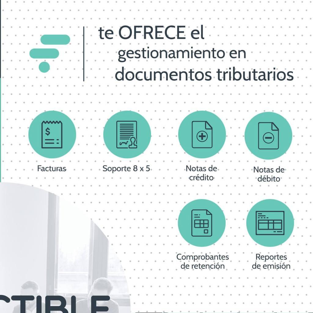 Tipo de Documentos Facturación electrónica SRI Ecuador