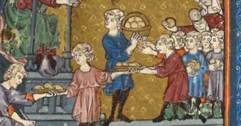 children medieval europe times ages middle facts history childhood dark clothing boys royalty smallpox