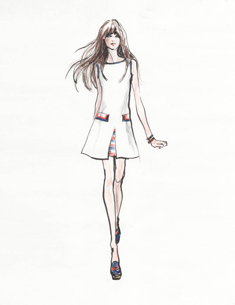 Tommy Hilfiger's Collaboration with Zooey Deschanel