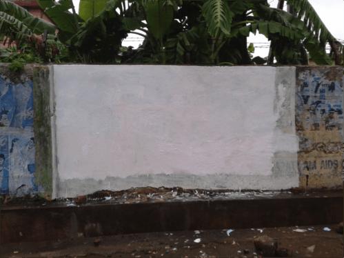 Clean Walls - Swachh Bharath 2