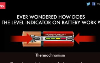 how does level indicator on battery work - featured image