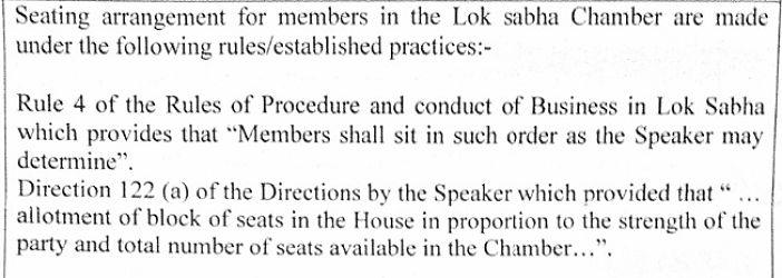 seat_allotment_in_lok_sabha_rules_