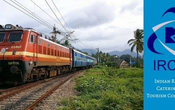 The Indian Railway Catering and Tourism Corporation Ticket Vending feature image factly.in