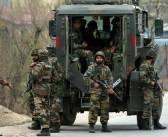 More than 180 Security Personnel lost their lives in Jammu & Kashmir since 2013