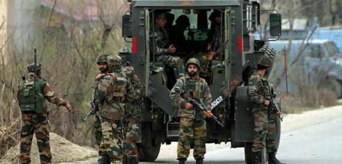 Jammu & Kashmir infiltration