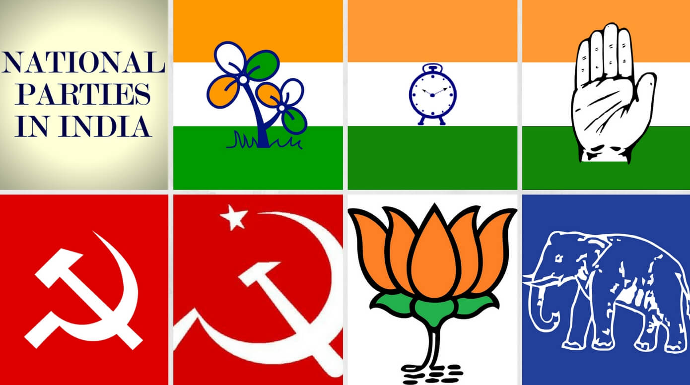 When Is A Political Party Recognized As A National Or State Party