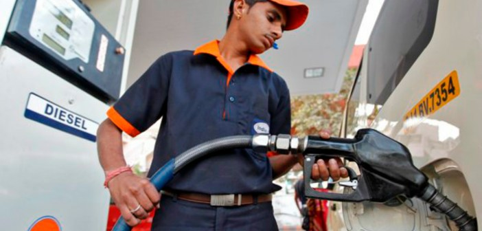 Excise Duty on Diesel increased by over 380% in 3 years