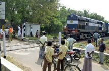 Unmanned Level Crossing_factly